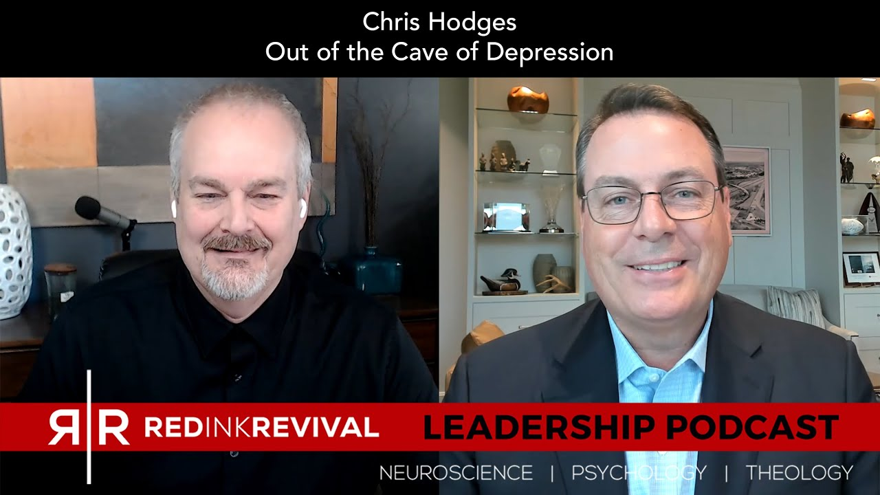 87. Chris Hodges – Out of the Cave of Depression