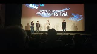 THE ART OF SELF-DEFENSE Q&A W/ Riley Stearns At SIFF 2019