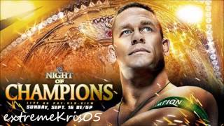 Download WWE Night Of Champions 2012 Non-Official Theme -