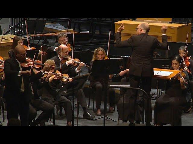 Florence Price's Violin Concerto No. 2 - La Jolla Symphony and Chorus