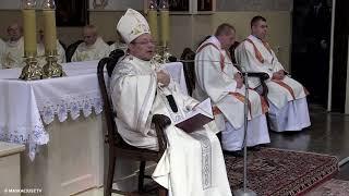 Pan Bóg zawsze daje nam człowieka i Słowo | abp Grzegorz Ryś
