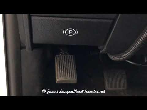 Parking brake adjust how-to basics. 2014 Dodge Ram 2500