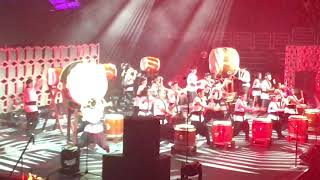 50K LIONS OF JUSTICE TAIKO DRUMMERS FULL PERFORMANCE ANAHEIMCA
