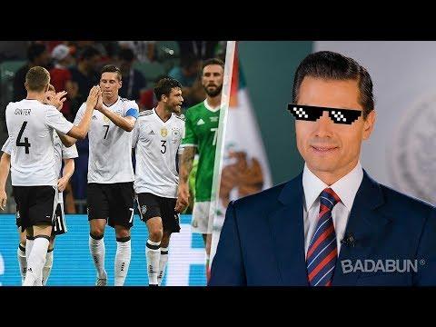 Alemania intentó humillar a México, pero el mundo nos defendió