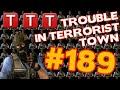 Trouble in Terrorist Town #189 Leichtgläubiger Halunke [Gameplay] [German] [TTT] [GMod]