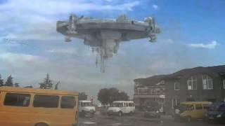 Пришельцы в Баксане