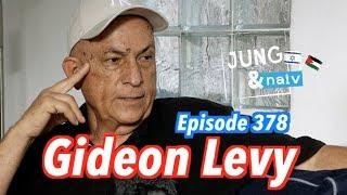 Gideon Levy, israelischer Journalist über die Besatzung - Jung & Naiv: Folge 378