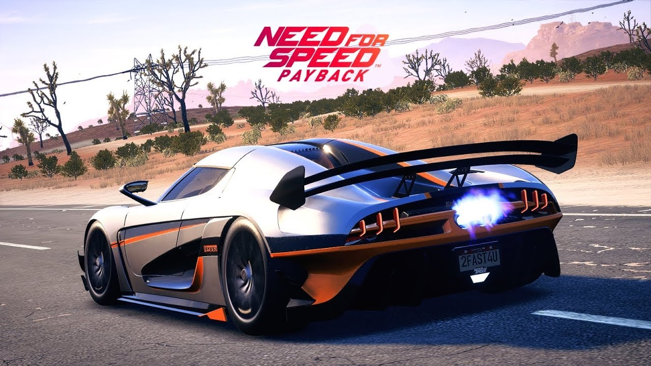 need for speed payback koenigsegg regera insane top speed race around the map ps4 gameplay. Black Bedroom Furniture Sets. Home Design Ideas