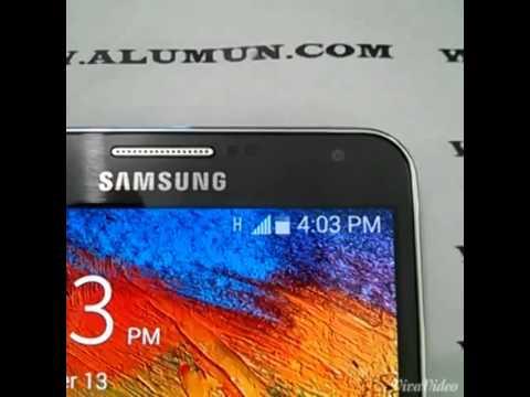 Desbloqueo / Unlock Samsung Galaxy Note 3 N900P Sprint