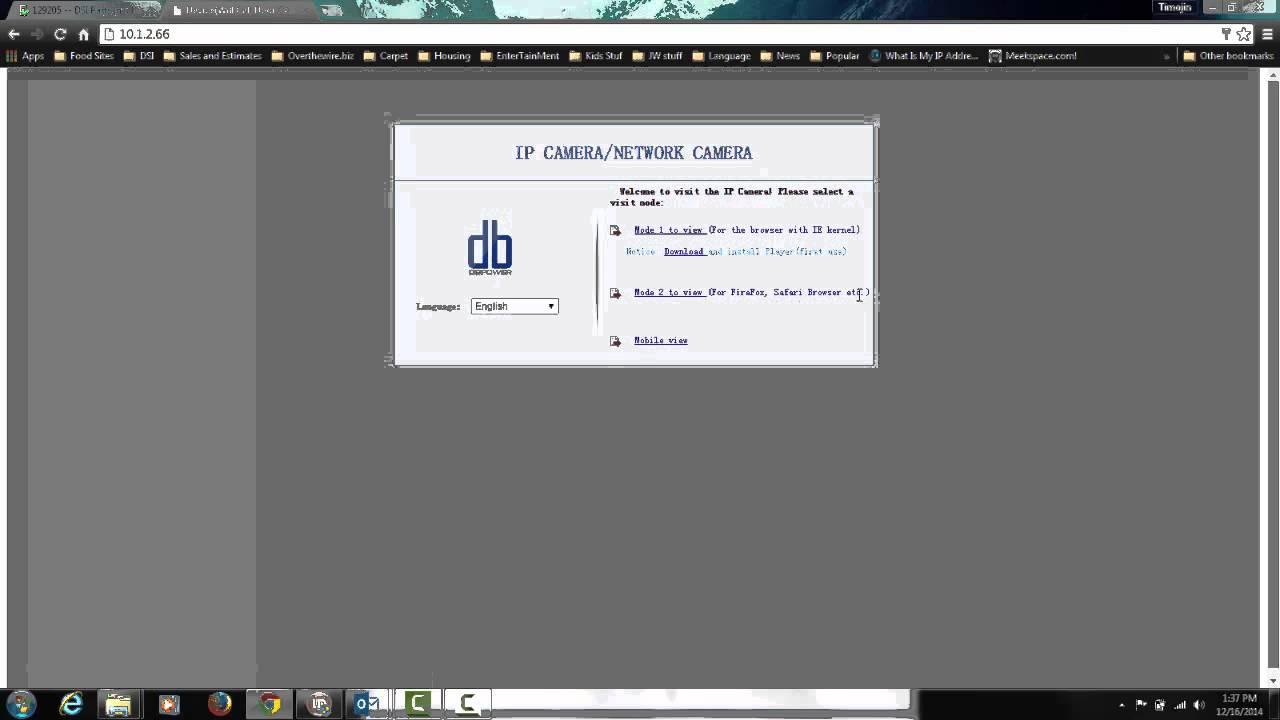dbpower va035k firmware