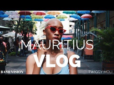 TRAVEL VLOG: A Week In Mauritius   TWIGGY MOLI