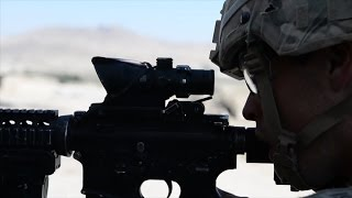 Return to Afghan combat outpost leads to unexpected firefight