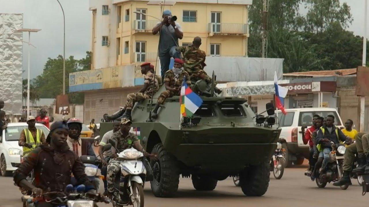 Rusija poslala još 300 instruktora u Srednjoafričku republiku Maxresdefault