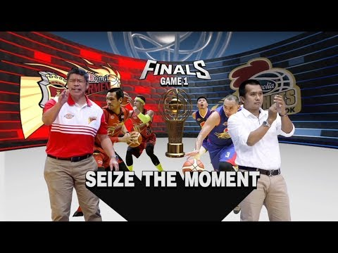 HIGHLIGHTS: Magnolia vs. San Miguel (VIDEO) March 23 / Finals Game 1
