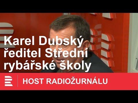 Karel Dubský: Vychováváme nové generace rybářů. O rybníky je třeba se starat