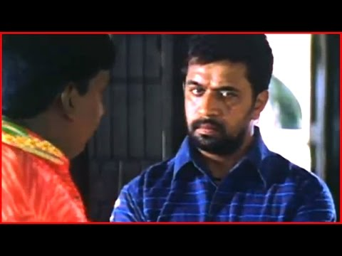 Aanai Tamil Movie - Arjun goes to Keerthi Chawla's house for lunch