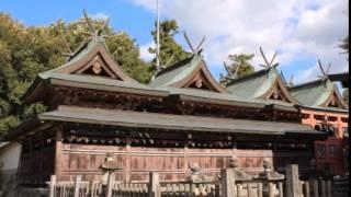 元伊勢を訪ねて 多坐弥志理都比古神社(多神社)奈良県磯城郡田原本町