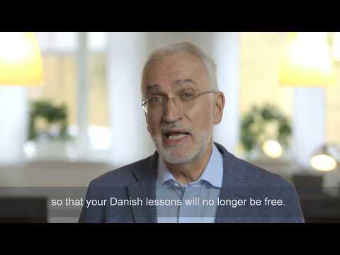 Dansk på / Danish at Studieskolen 2018