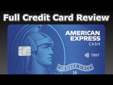 Credit Card Review: Blue Cash Preferred® Card From American Express