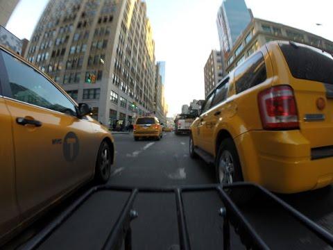 Messlife (NYC bike messenger)