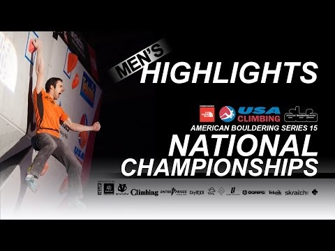 ABS 15 National Championships • Men's Highlights