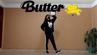 BTS (방탄소년단) - Butter- Dance Cover by LinaA