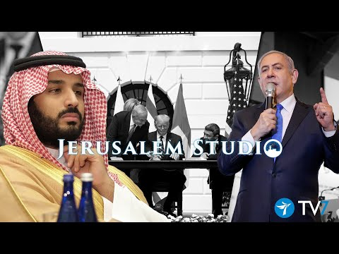 Israel's Diplomatic Standing And Challenges – Jerusalem Studio 552