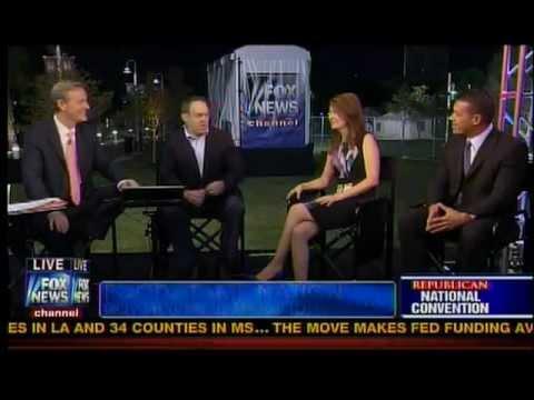 Schnittshow.com: Todd Schnitt on Fox & Friends @ Tampa RNC