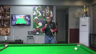 Gambar cover Get Perfect Aiming / Cueing by Arshad Qureshi (Snooker Coach)