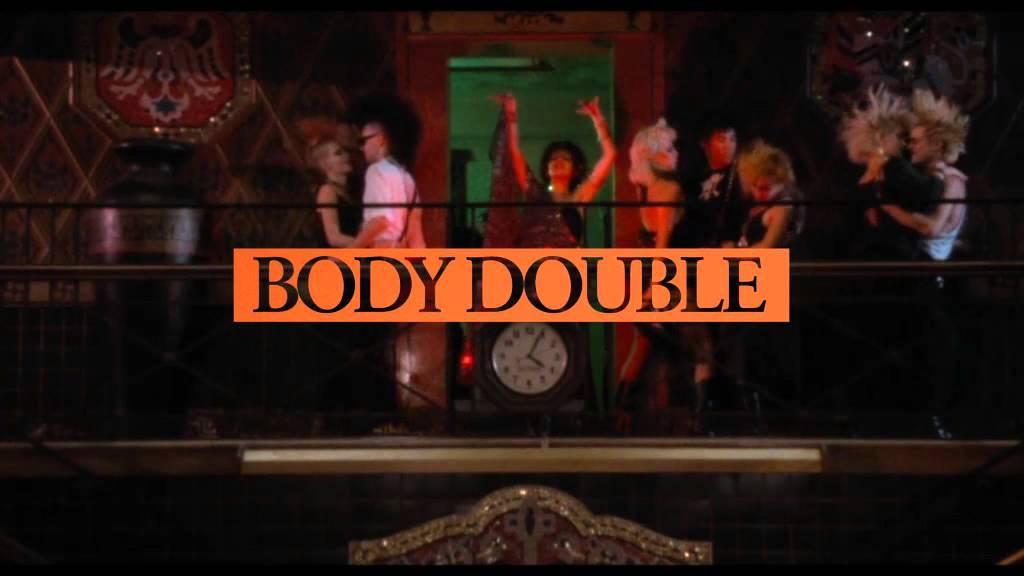 Body Double de Brian De Palma : bande-annonce 2015