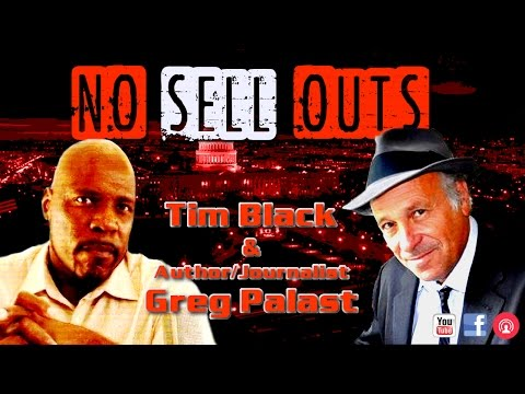 Investigative Reporter Greg Palast Breaks Down Voter Suppression,  Rigging and Fraud