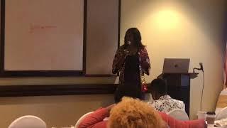 Camille Oneash Ismail #lifecoach #entreprenuerprayerbreakfast