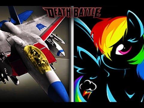 REMASTERED - Starscream VS Rainbow Dash