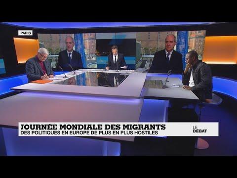 Migrants : en Europe, des politiques de plus en plus hostiles ? (partie 1)