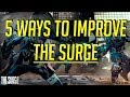 watch he video of The Surge and How to Fix it.
