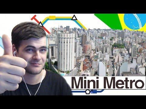 MINI METRO - SAO PAULO