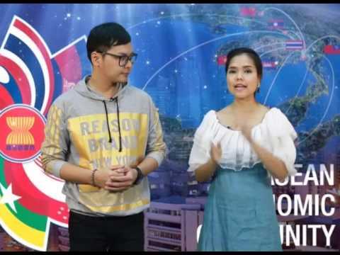 รายการ SAY HI วันที่ 02 ตุลาคม 2558 ตอน สกุลเงิน  พม่า