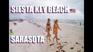 Siesta Key Beach Tour In Sarasota Florida