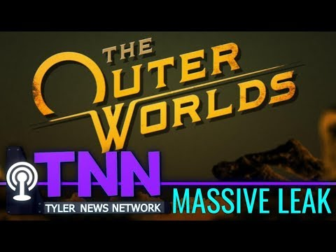 The Leaked Outer Worlds Infodump