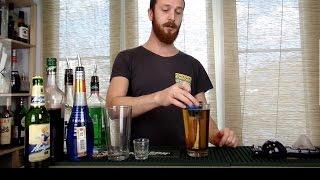 видео Коктейли с пивом: рецепты приготовления