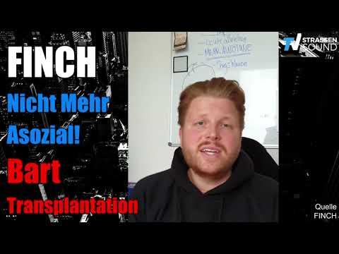 FINCH Realtalk STATEMENT | Nicht mehr Asozial, Barttransplantation, Kein Vokuhila |TV Strassensound