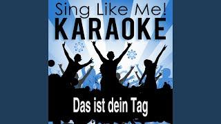 Urlaub Im Süden (Karaoke Version)