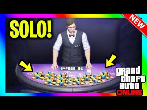 WORKING GTA 5 SOLO MONEY GLITCH  - Casino Update (GTA V Money Glitch/Exploit)