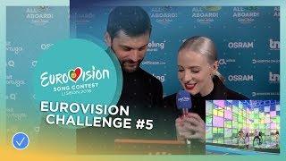 Eurovision Challenge #5: React to Eurovision songs