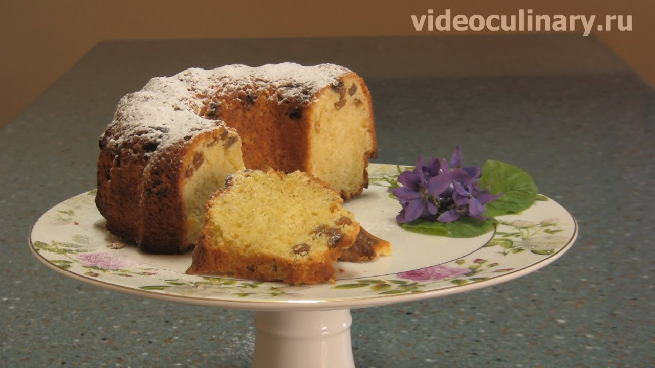 Rassypchatyj Keks Recept Babushki Emmy Youtube