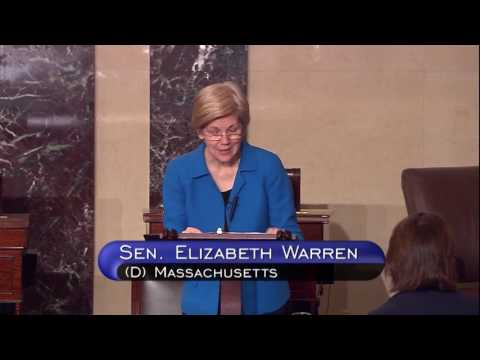 Senator Elizabeth Warren Speech on Trump's Supreme Court Nominee