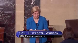 Senator Elizabeth Warren Speech on Trump
