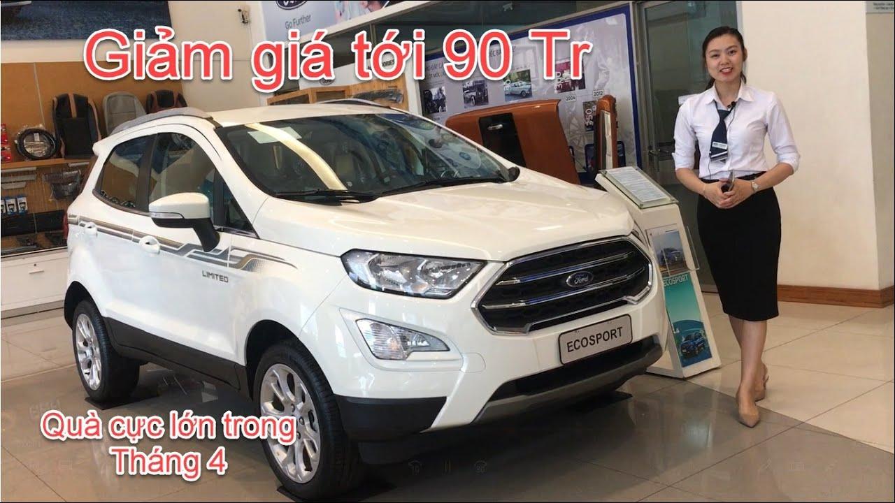 Xe Ford Ecosport Titanium 1.5L 2020 Giá bán cùng các ưu đãi lớn tháng 4 – 2020 | Thăng Long Ford