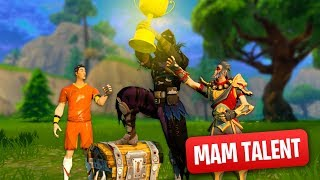 MAM TALENT W FORTNITE