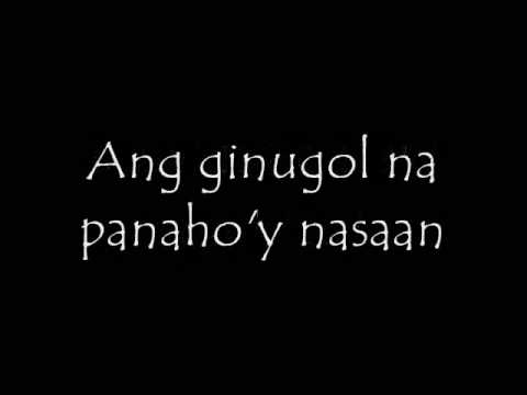 Di Na Mababawi by Spongecola with lyrics